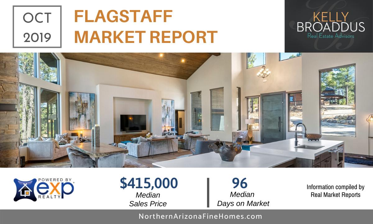 oCTOBER 2019 Flagstaff Market Statistics