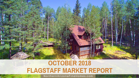 October 2018 Flagstaff Market Statistics