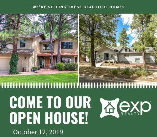 Flagstaff Open House Oct 5 2019