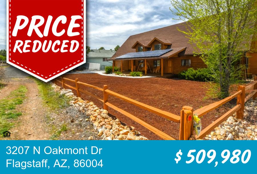 3207 N Oakmont Dr Flagstaff, AZ 86004