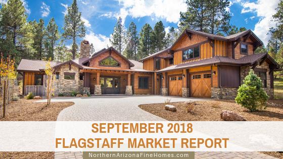 September 2018 Flagstaff Home Sales
