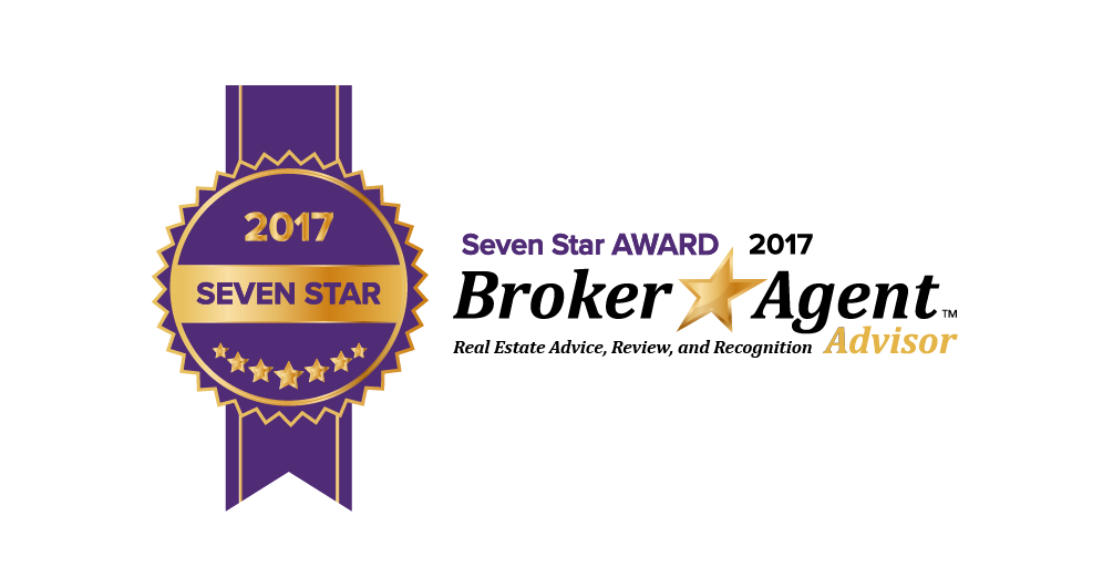 Broker Agent Advisor Award 2017