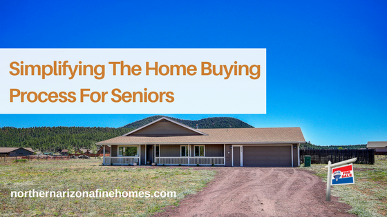 Simplyfy Home Buying for Seniors- Flagstaff