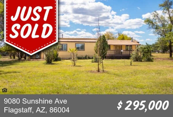 9080 Sunshine Avenue, Flagstaff, AZ 86004