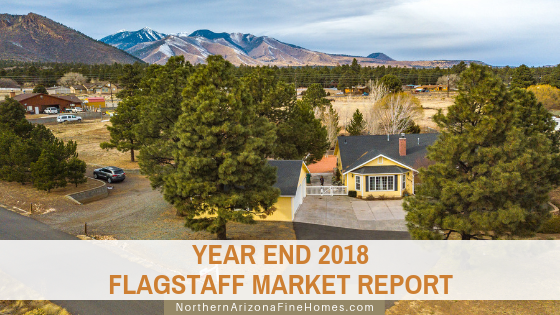 Year End 2018 Flagstaff Home Sales