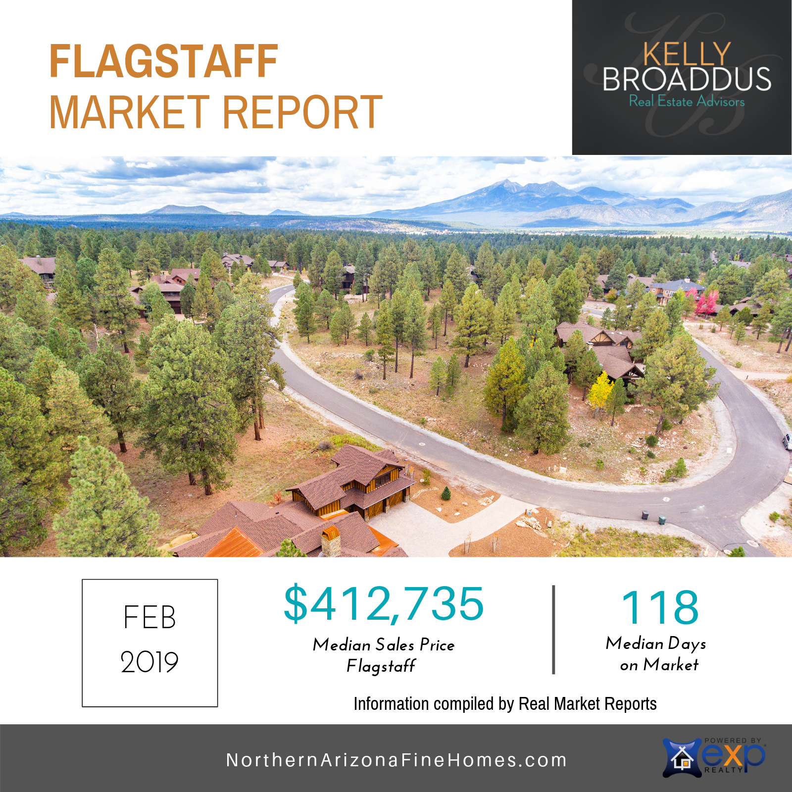 February 2019 Flagstaff Home Sales