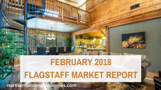 Flagstaff AZ Real Estate Market Update- February 2018