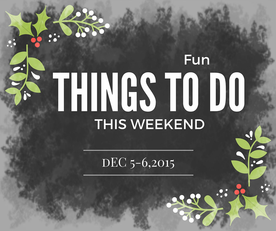 Fun things to do in Flagstaff AZ  this weekend Dec 5-6 2015
