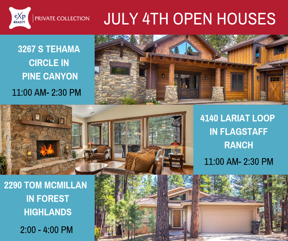 Best Flagstaff Open Houses This Weekend