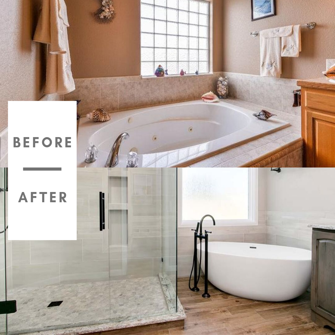 Master Bathroom Home Remodel, Fort Collins, Northern Colorado, Real Estate, Home Improvement, Home Staging, Interior Design, Homes for Sale, Realtor, Windsor, Timnath, Severance, Highland Hills, Ptarmigan, Highland Meadows, Homes, Gyrath Realty Group