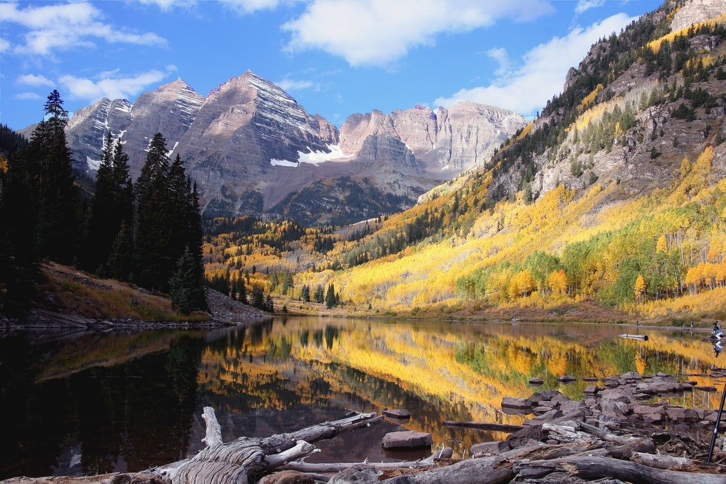 Maroon Bells | Real Estate and Lifestyle in Northern Colorado, a blog by Joanna Gyrath, Realtor | Search homes in Fort Collins, Loveland, Greeley, Windsor, Longmont, Laporte, Wellington, Timnath, Severance, Eaton, Evans, Livermore, Red Feather Lakes