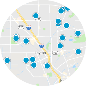 Clinton Real Estate Map Search