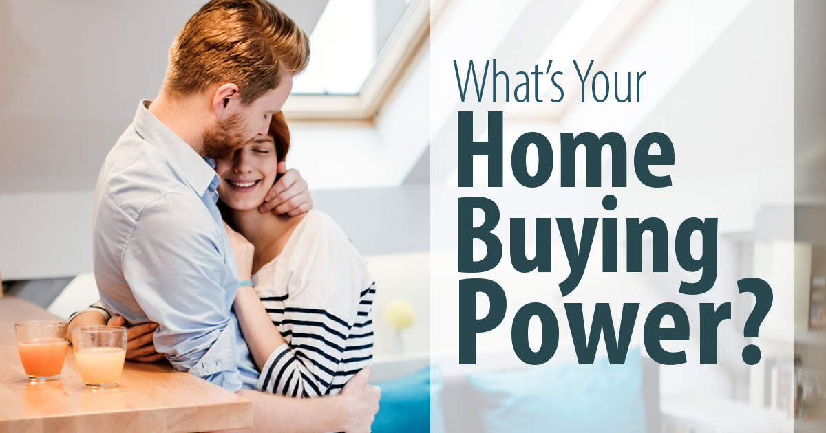Whats Your Home Buying Power