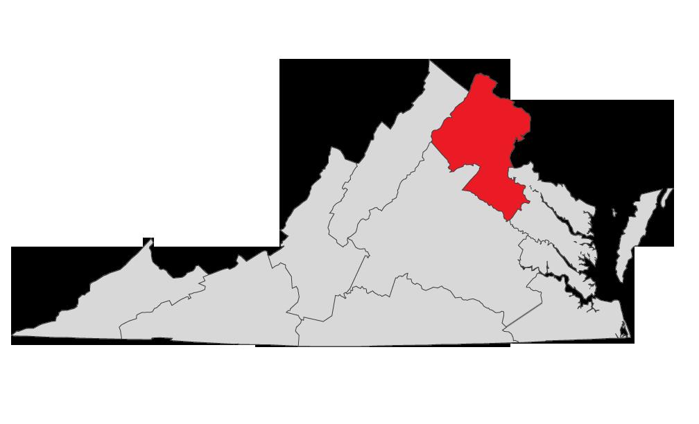 We Serve Northern Virginia