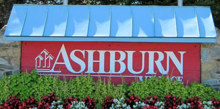 Ashburn Sub Sign