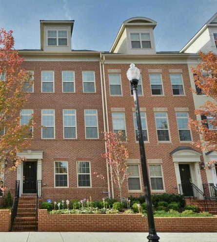 Ballston Row homes for sale in Arlington Virginia