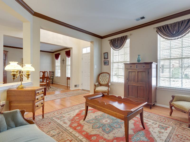 New Belmont Bay Home For Sale 753 Monument Ave Woodbridge Va