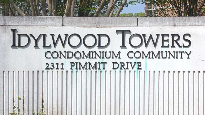 Idylwood Towers condos for sale
