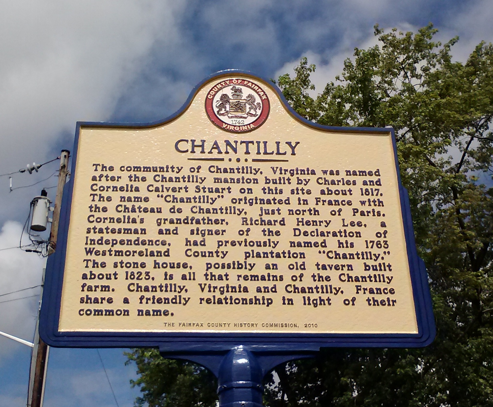 Chantilly Homes Current Listings and Market Report - Update 3