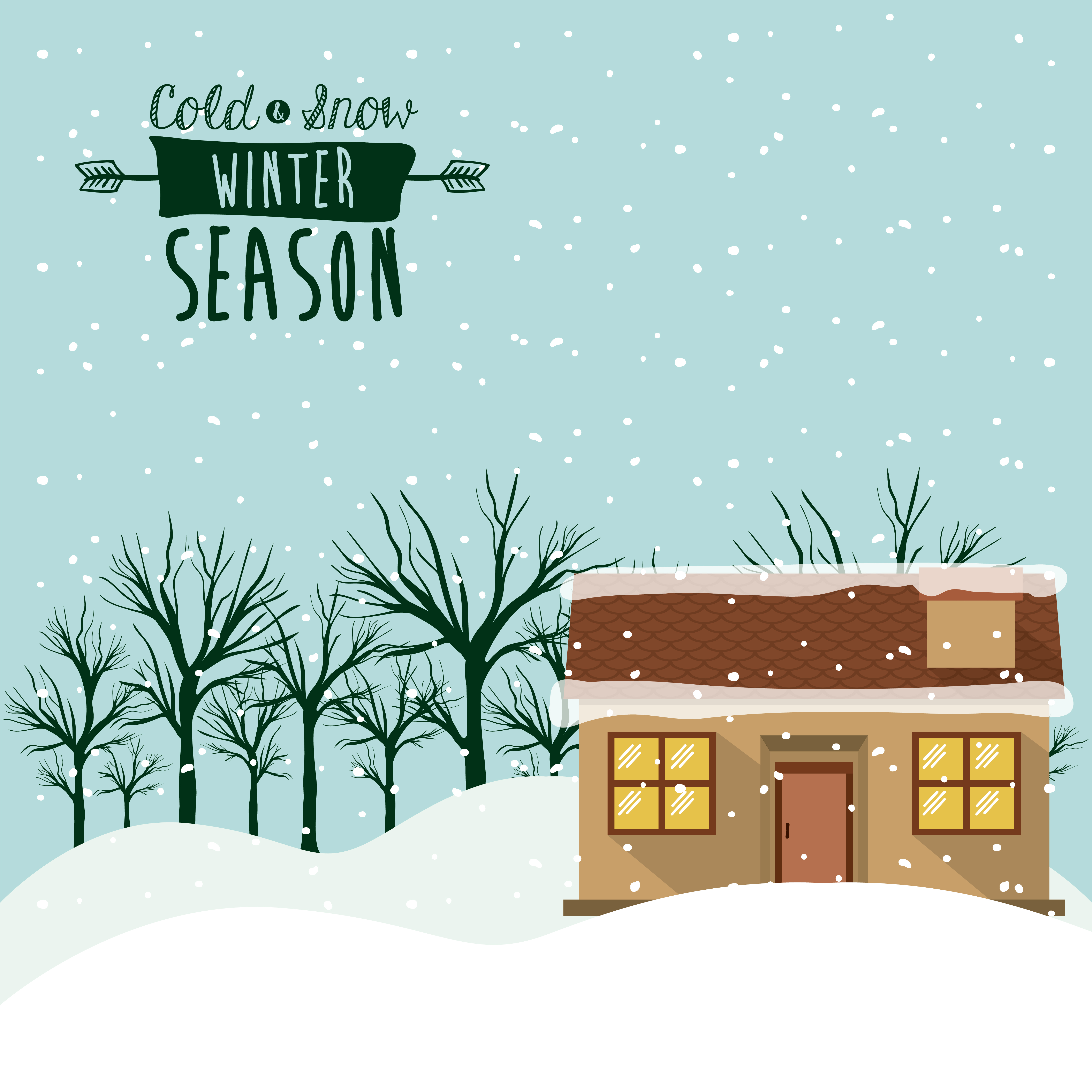 Selling your home in winter tips for maximizing your for Cost to build a house in northern virginia
