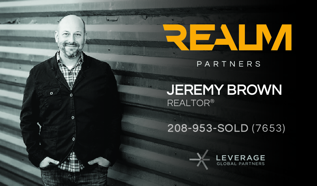 Jeremy Brown - REALTOR @ REALM Partners