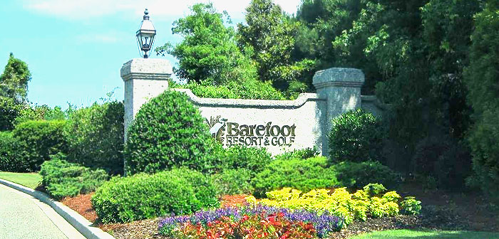 Barefoot Resort Homes for Sale