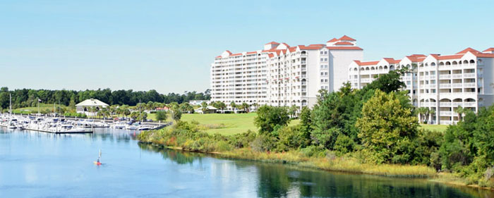Yacht Club Villas Condos for Sale in Barefoot Resort