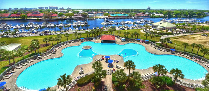 Barefoot Resort Marina with The Havens
