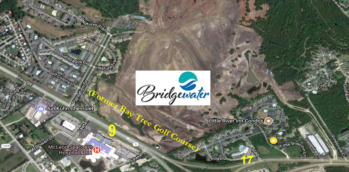 Satellite of Bridgewater site in Little River / North Myrtle Beach