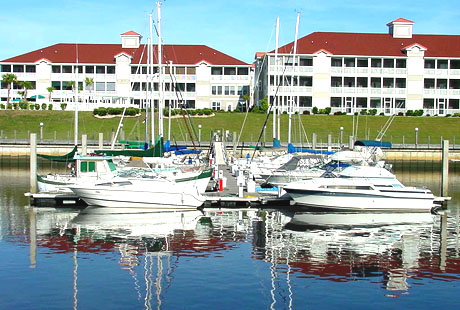 Coquina Harbour Yacht Club and Marina