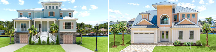 Model Homes of Serenity Point