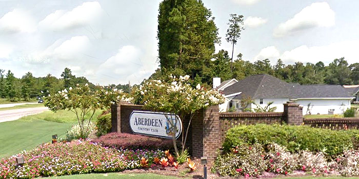 Aberdeen Country Club in Longs