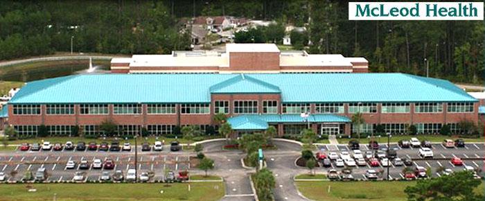 McLeod Seacoast Hospital on Hwy 9