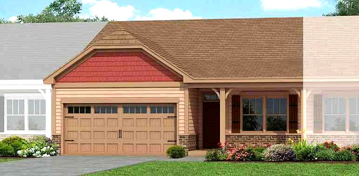 Townhomes for Sale in Palmetto Greens