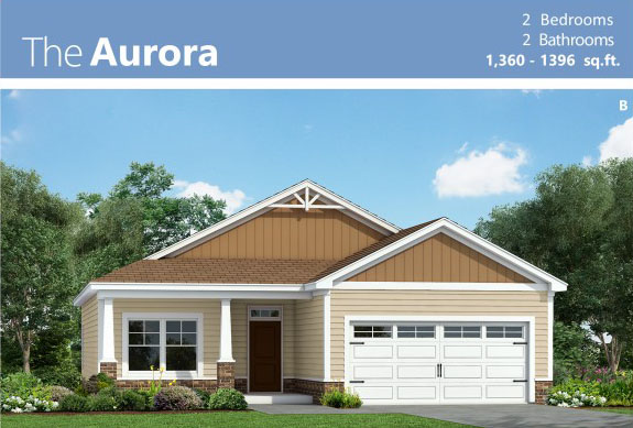 RiverHaven home- Aurora