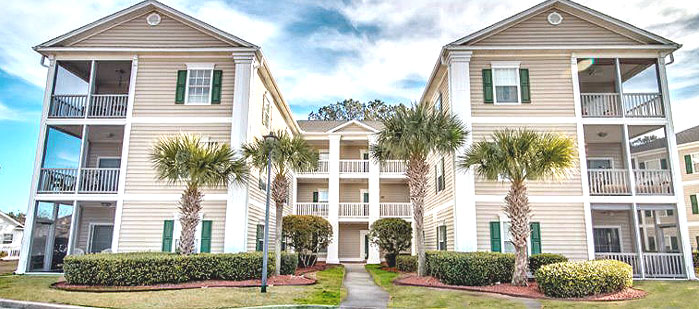 Condos in Sun Colony, Longs SC