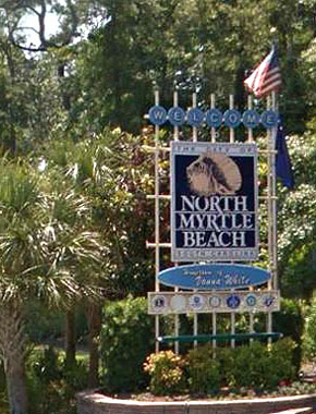 Welcome to North Myrtle Beach