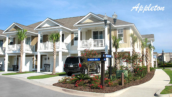 Townhomes For In Leton North Beach
