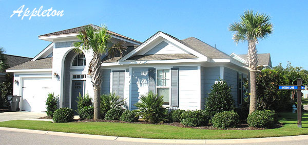 Home for sale in Appleton, North Beach Plantation
