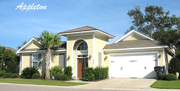 Appleton at North Beach Plantation home for sale