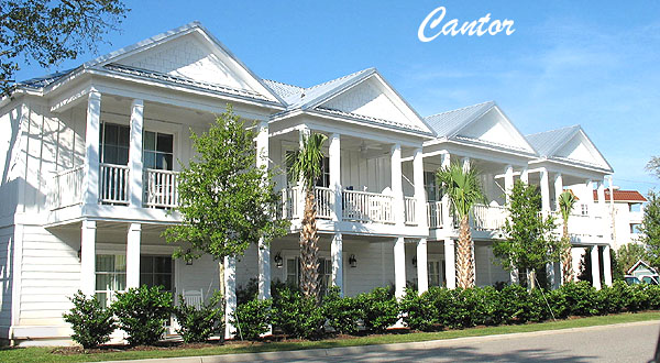 Cantor Homes for Sale in North Beach Plantation