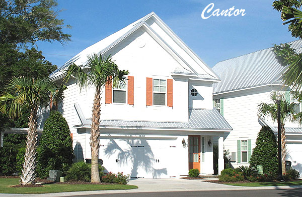 Cantor Town Houses in North Beach Plantation