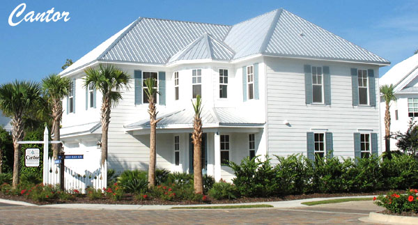 Cantor Townhomes for Sale in North Beach Plantation
