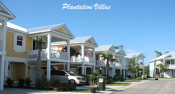 North Beach Plantation Town Houses