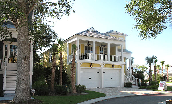 Home for Sale in North Beach Plantation Whitepoint