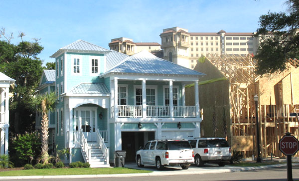 Whitepoint Home in North Beach Plantation