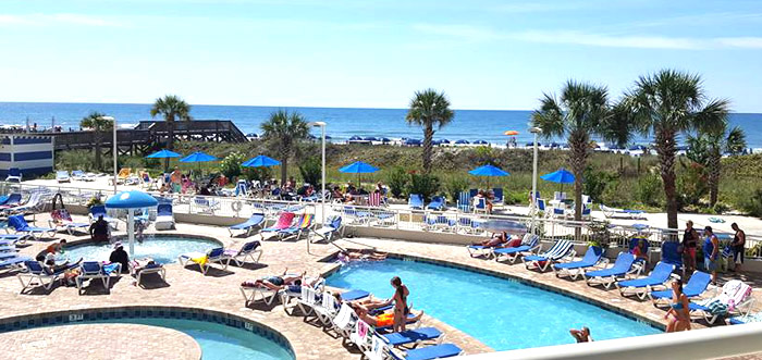 Avista Resort Pools