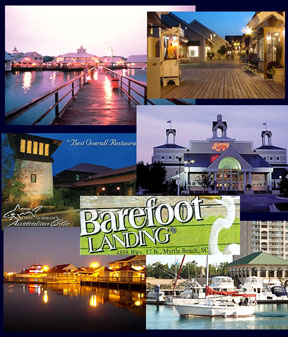 Barefoot Landing Attractions