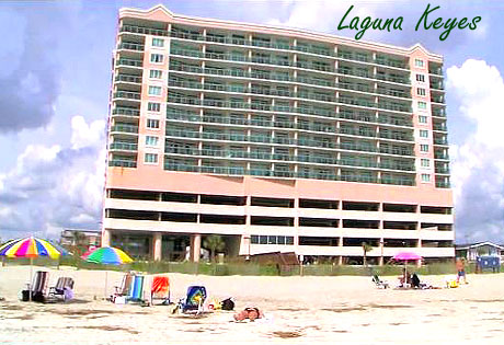 Laguna Keyes Condos in Cherry Grove