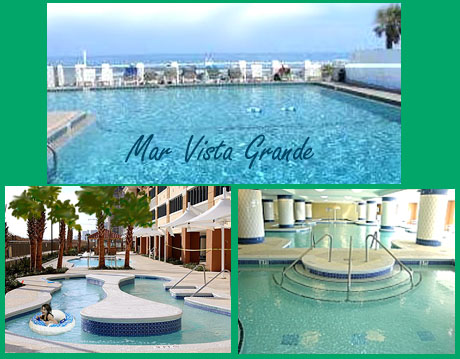 Mar Vista Grande Resort Pool Amenities